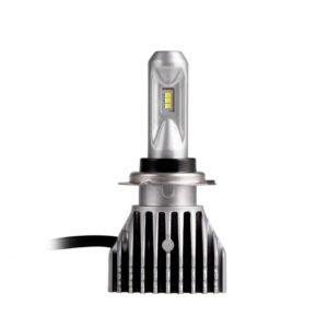 H7 LED Headlight Bulbs 6SMD No Fan 6000K 9-32V 40W 4000LM