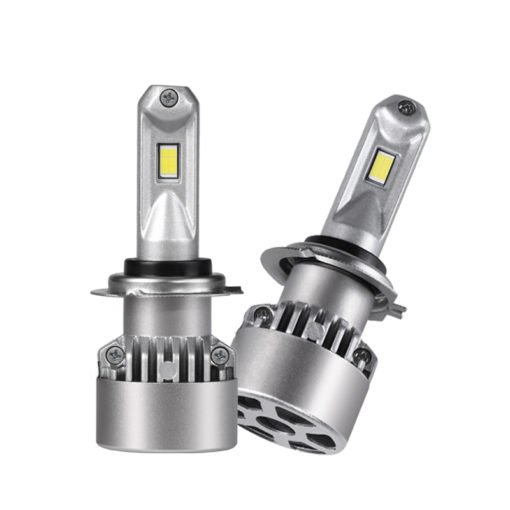 H7 LED Headlights 2chips All in One 9-32V High Power 50W 5000 LM